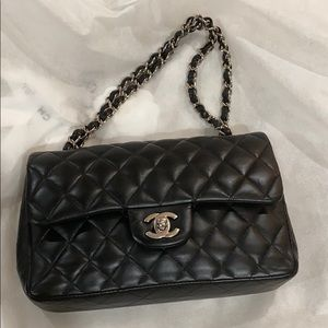 Chanel small double flap